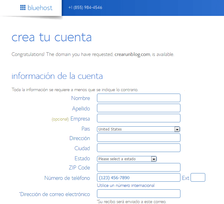 registro-bluehost